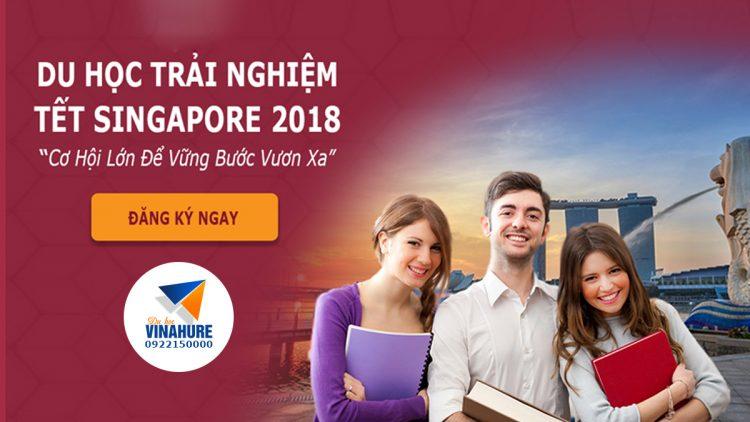 Du học Singapore 2018.