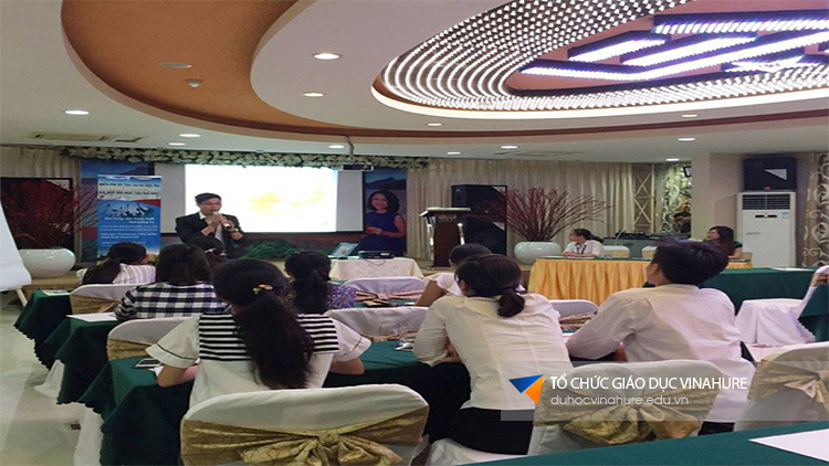 Vinahure tổ chức cuộc gặp mặt định hướng cho du học sinh Nhật Bản