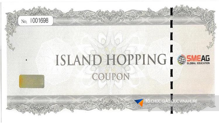SMEAG tặng ngay chuyến du lịch Island Hopping khi đăng ký khóa học trên 4 tuần tại Vinahure