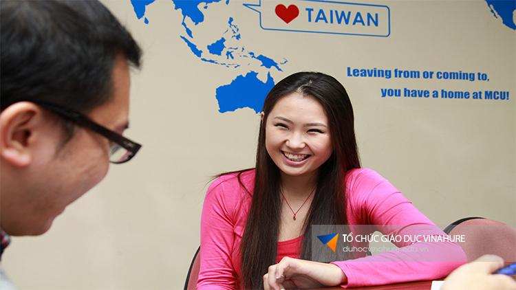 Học bổng vừa học vừa làm du học Đài Loan 2018
