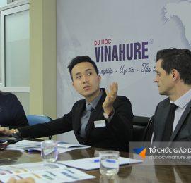 Tư vấn du học Vinahure