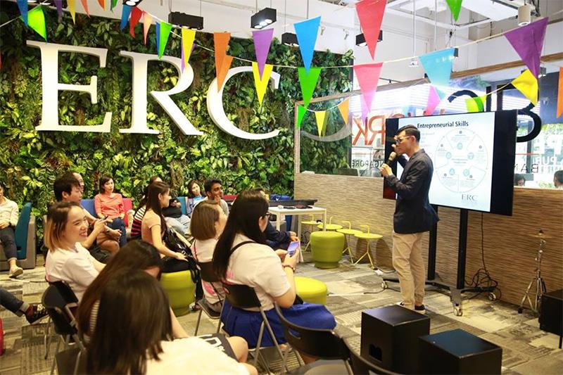 Học viện ERC – trường Kinh tế hàng đầu Singapore