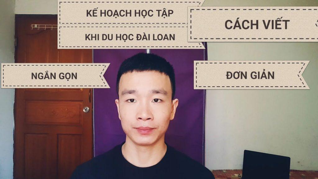 xin học bổng du học Đài Loan 2021