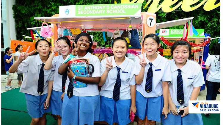 Du học THPT tại Singapore 2021