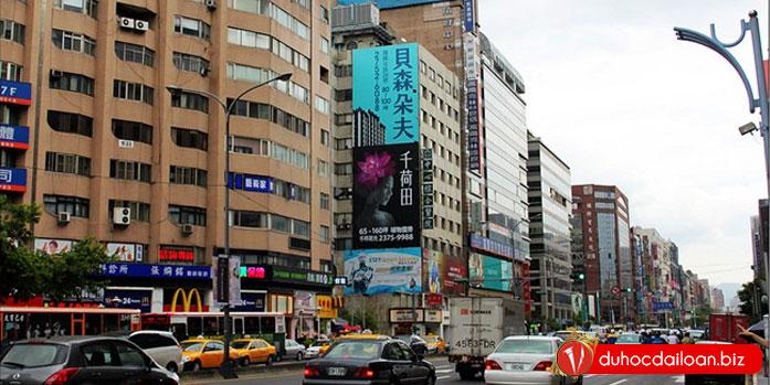 du học Đài Loan 2021